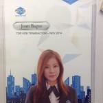 Joan Bagus: Propnex Top HDB Transactor Award